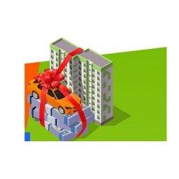 Квартира, машина и миллион тенге за займы в «Кредит 24»